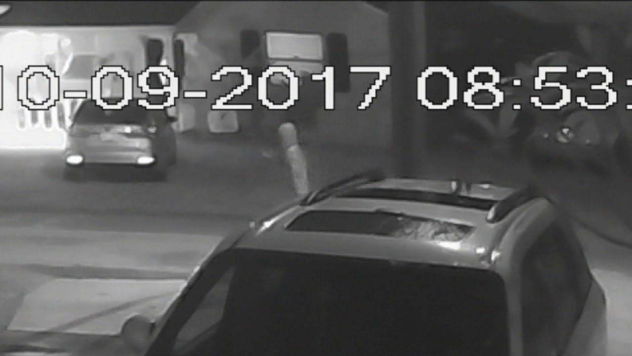 Police Release Surveillance Video of Suspect Connected to 4th Seminole Heights Shooting