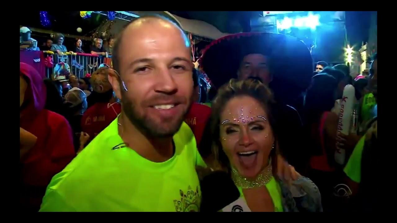 Carnaval de Jaguaråo  Jornal do Almoço - 04.03.19 - imagens Fly Camera