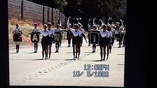 Gambar cover Antioch HS Panther Marching Band @ Walnut Creek Band Review 1996