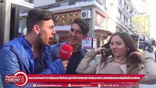 Sokak röportajlarımızın en komik anları