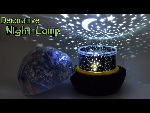 Sky Night Light Planet Magic Projector Earth Universe Led Lamp Colorfull Light Decorative Room Light