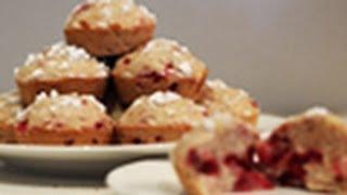 Vegan! Raspberry Muffins (recipe)