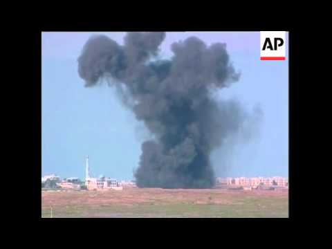WRAP Tanks, explosions ADDS airstrike in Beit Lahiyah; aid