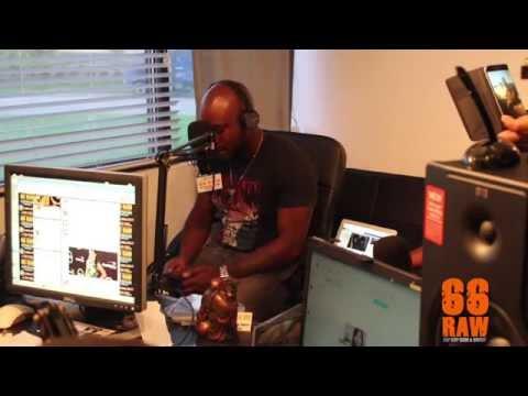 #66RAWTV - Damond Blue Live From 66 RAW Radio Studios