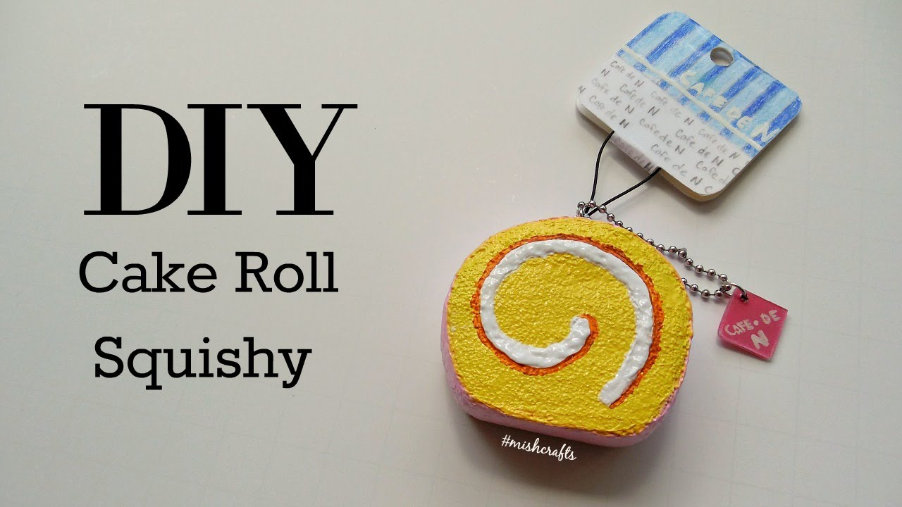 Cafe De N Squishy Tag : DIY