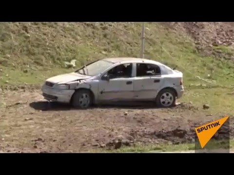Aftermath of Clashes in Nagorno-Karabakh