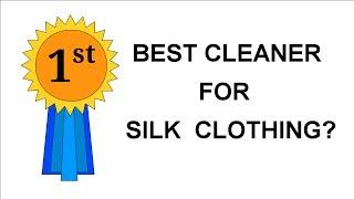 Best Silk Stain Remover