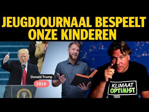 JEUGDJOURNAAL BESPEELT ONZE KINDEREN - DE JENSEN SHOW #106