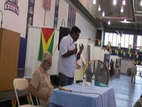 GUYANA TRADE FAIR 2013 at Queens College,  Queens New York