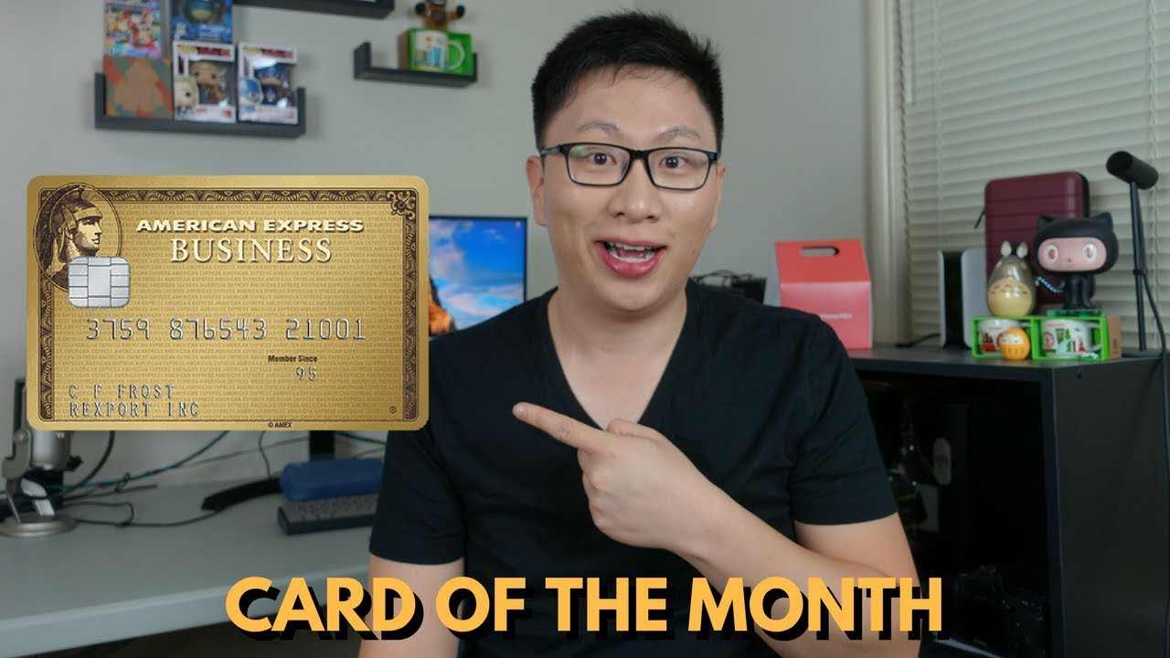Card of the Month: Amex Business Gold Rewards ($1,500 G Suite ...