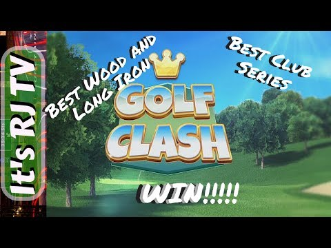 Golf Clash Best Clubs | Wood and Long Iron Beginners - Tour 5