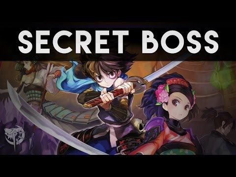 Muramasa Rebirth: Kisuke's Secret Boss - True Oboro Sword Style In Fury Mode