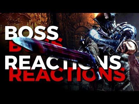 Boss Reactions | Dark Souls 3 | Abyss Watchers