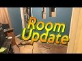 UPDATE ON RH'S ROOM!