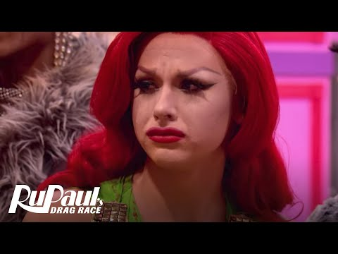 Every Time Farrah Moan Whines: RuVealed | RuPaul's Drag Race Season 9 | Now on VH1