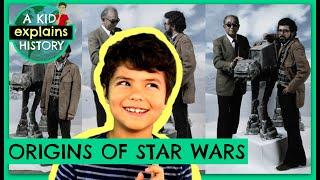 STAR WARS EXPLAINED - A Kid Explains History, Episode 11