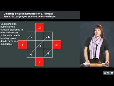 Juegos Didacticos Para Ensenar Matematicas En Primaria Unir Youtube