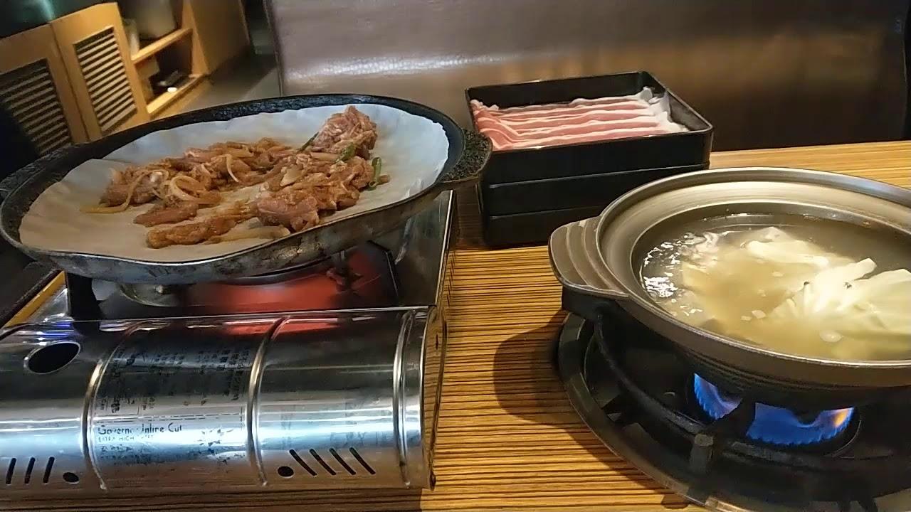基隆12:44分拍攝很好吃的愛一三五火鍋烤肉吃到飽 - YouTube