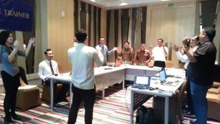 Ice breaking - Leadership Training