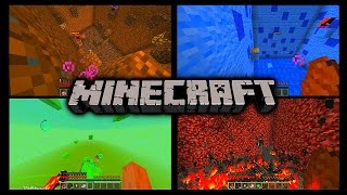 Minecraft 1.8 ELEMENTAL PARKOUR with The Pack