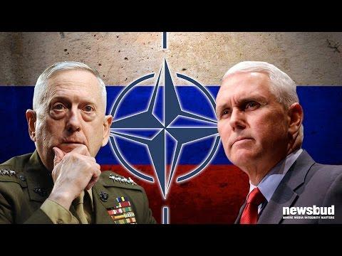 NATO-CFR Allies Pence and Mattis Subvert Trump on Russia