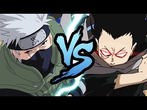 KAKASHI VS AIZAWA RAP BATTLE | RUSTAGE ft Connor Quest!