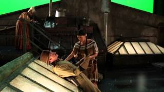 Night At The Museum: Secret Of The Tomb: Behind The Scenes Movie Broll 6 Of 6