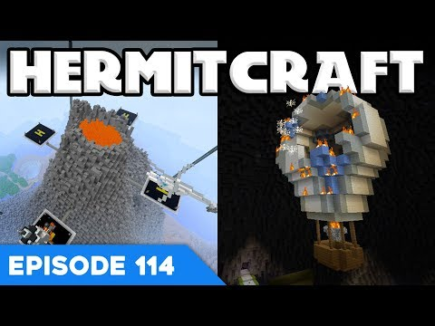 Hermitcraft V 114   JOINING THE PRANK WAR!...