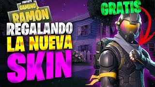 Giving New Skin !!!!! Fortnite (American code) Ps4 and Xbox