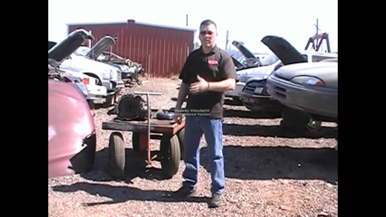 Used Auto Parts and Cheap Car Parts in Phoenix AZ | Pick A Part of