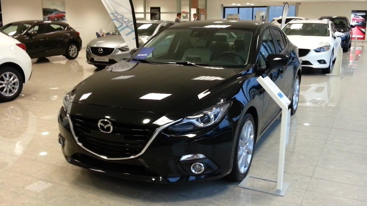 Mazda 3 Skyactive Gmt 2016 In Depth Review Interior