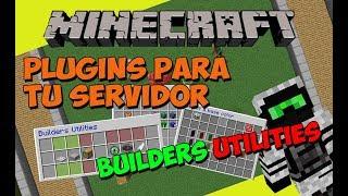 Minecraft: Plugins para tu Servidor - Builders Utilities (Opciones Extra para los Builders)