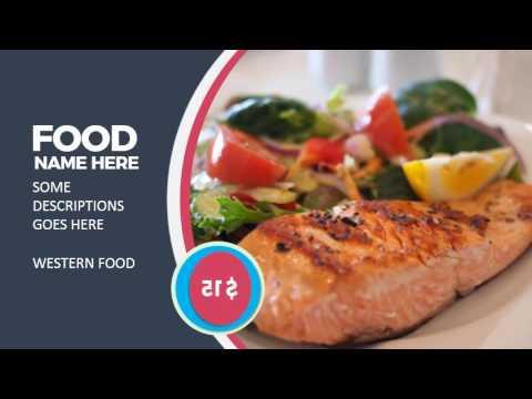 Sampel Video Promo Produk Makanan Youtube