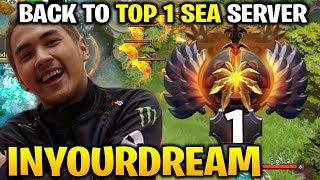 Inyourdream Takes It Back - TOP 1 SEA SERVER