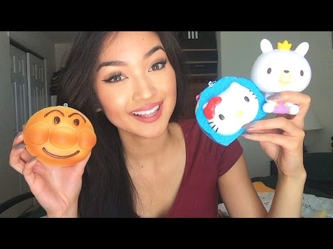 MASSIVE Squishy Haul! :) - YouTube