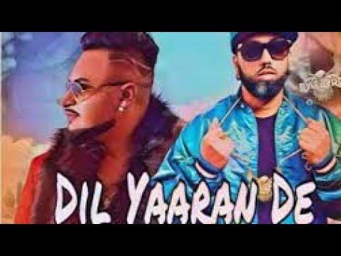 Dil Yaaran de official video - Gurj sidhu