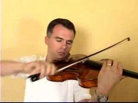 Bach Partita 3; Prelude played on viola by Scott Slapin
