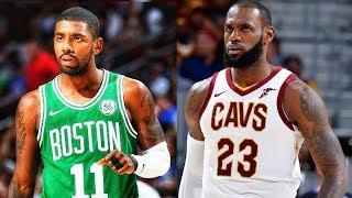 Boston Celtics vs Cleveland Cavaliers - Full Game Highlights Simulation | 2017-18 NBA Season