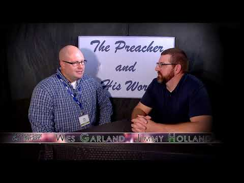 Preacher and His Work - PTP Edition - Wes Garland