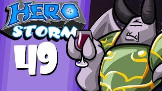 HeroStorm Ep 49 The Blind Fighting the Blind