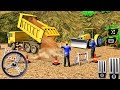 Tunnel Construction Sim 2018 - Mega Machines Simulator - Android GamePlay #2