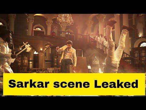 sarkar-movie-scene-leaked-|vijay-|-ar-rahaman-|sun-pictures|-sarkar-movie-in-vijay