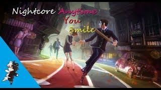 Nightcore Anytime you smile
