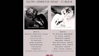 "Electro Generator Group - Iceolation (Isolation cover) ""Joy Division"" Tribute"