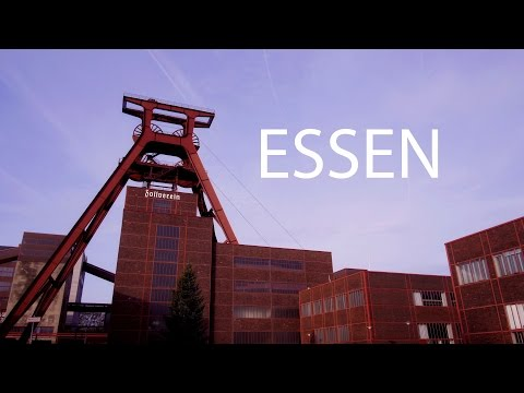Essen the Coat of Arms -  in 4K