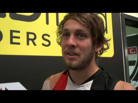 Josh Saunders: Round Two Ozito Post-game