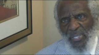 Dick Gregory- This is how they control them through the...