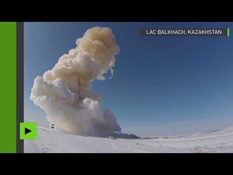 La Russie teste avec succès son système de défense antimissile modernisé