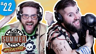 Spilling The Tea on Smosh Summer Games - SmoshCast #22