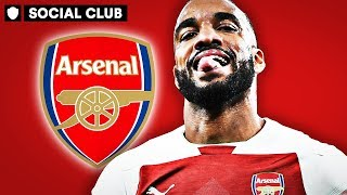 ARSENAL PASS LIVERPOOL TEST! WHERE NOW IN THE PREMIER LEAGUE?   SOCIAL CLUB